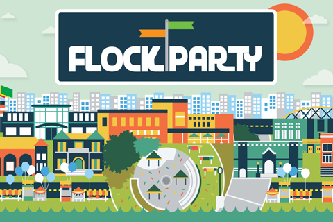 The Flock Party 2014