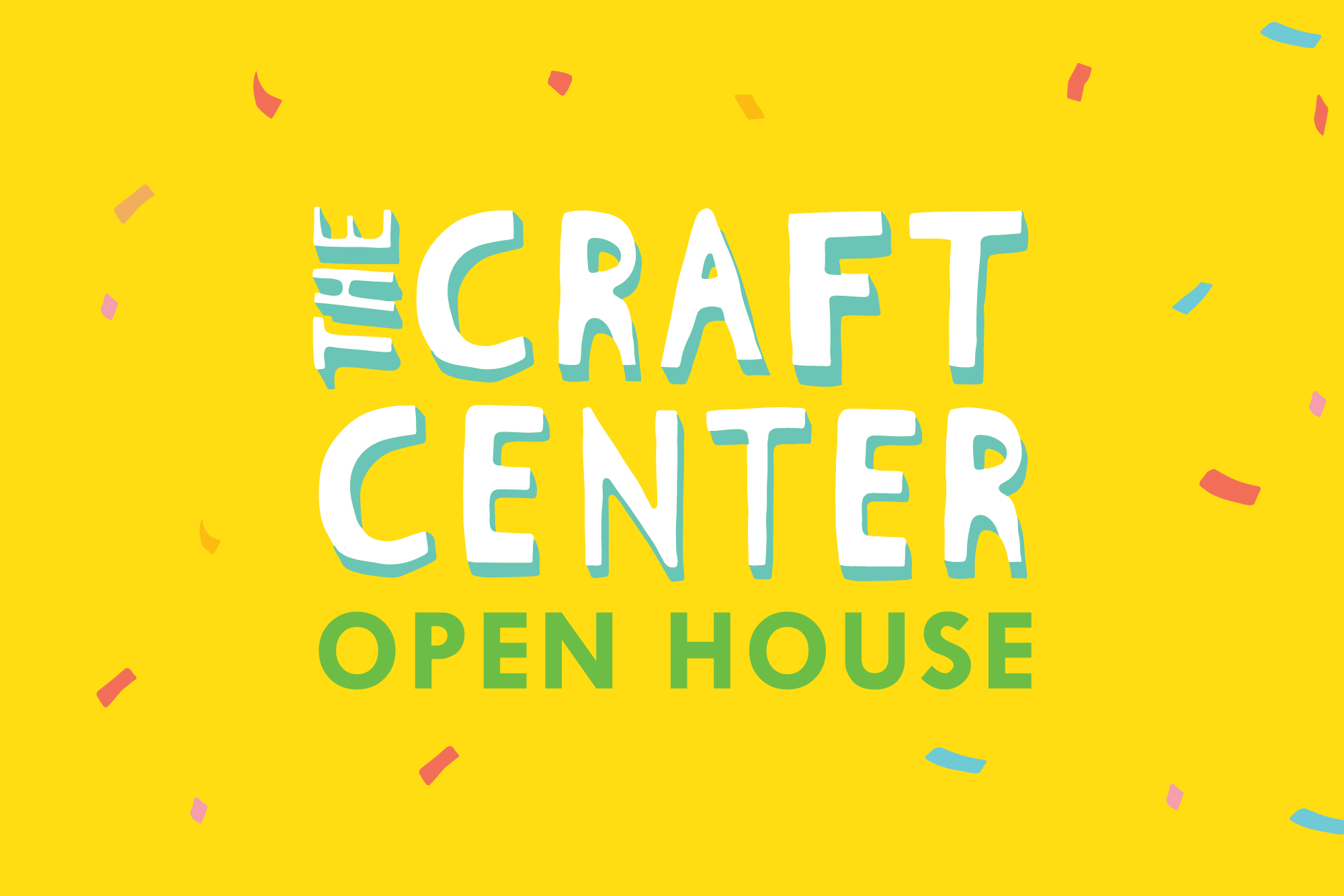 Craft Center Open House