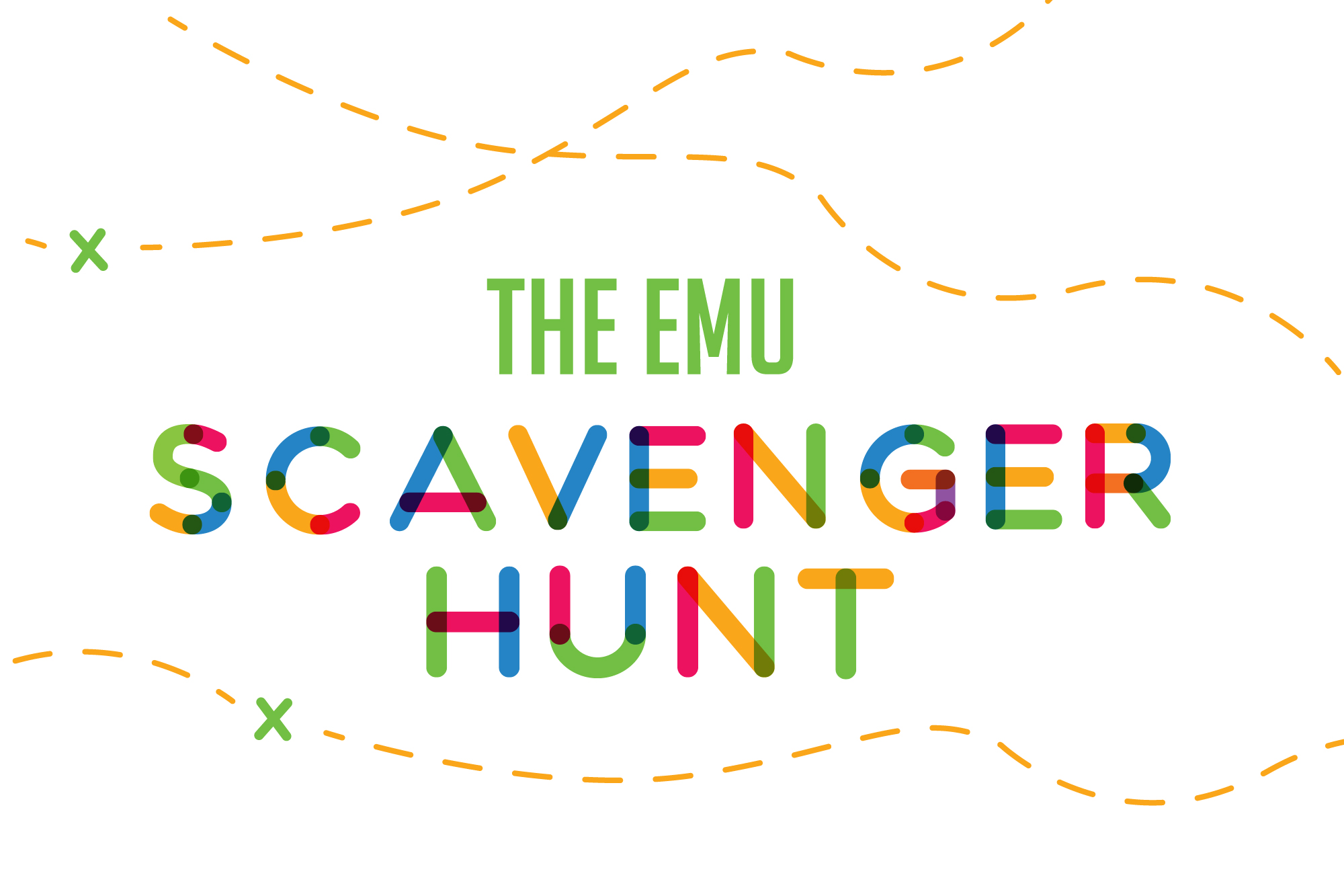 The EMU Scavenger Hunt