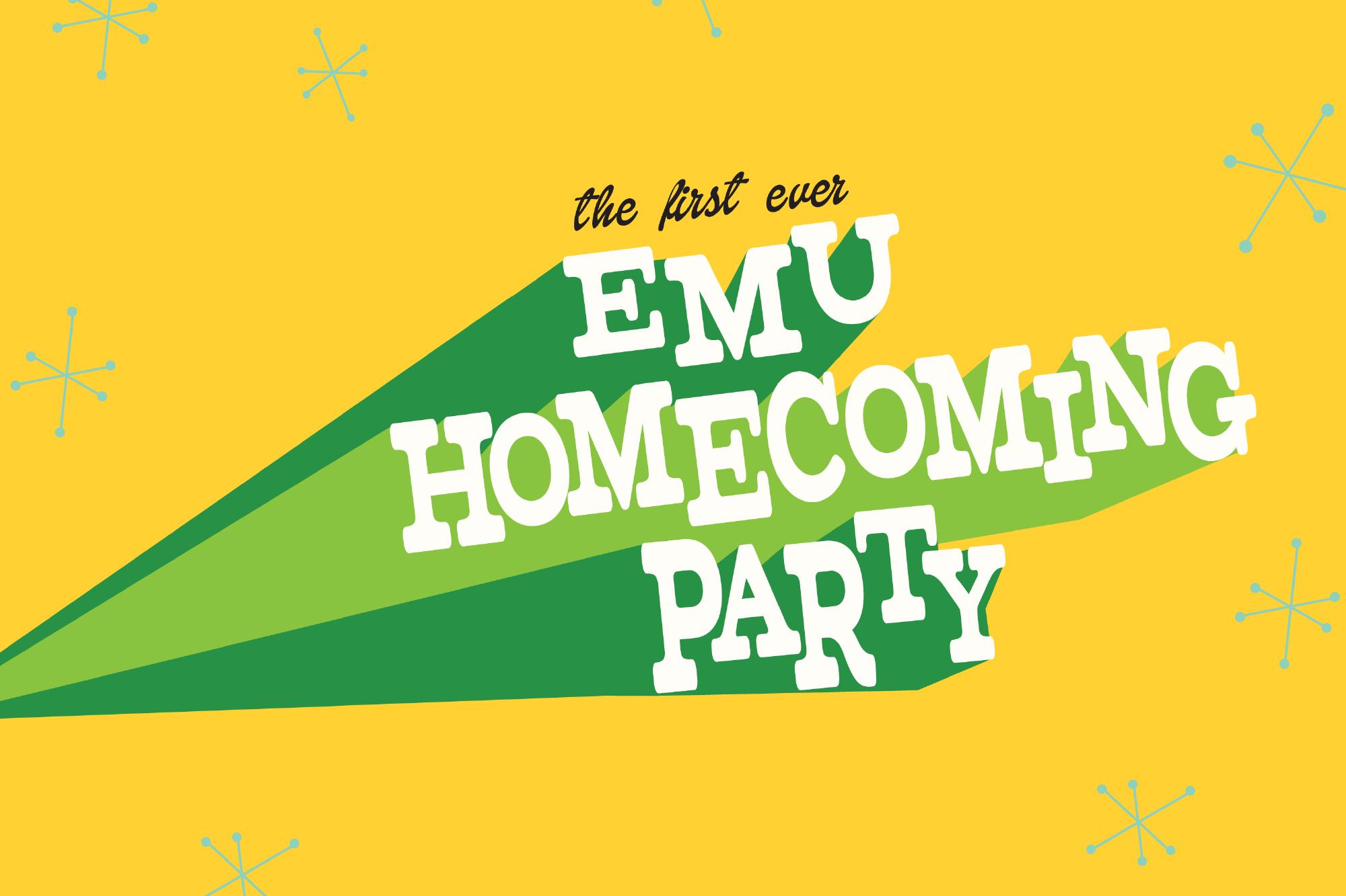EMU Homecoming