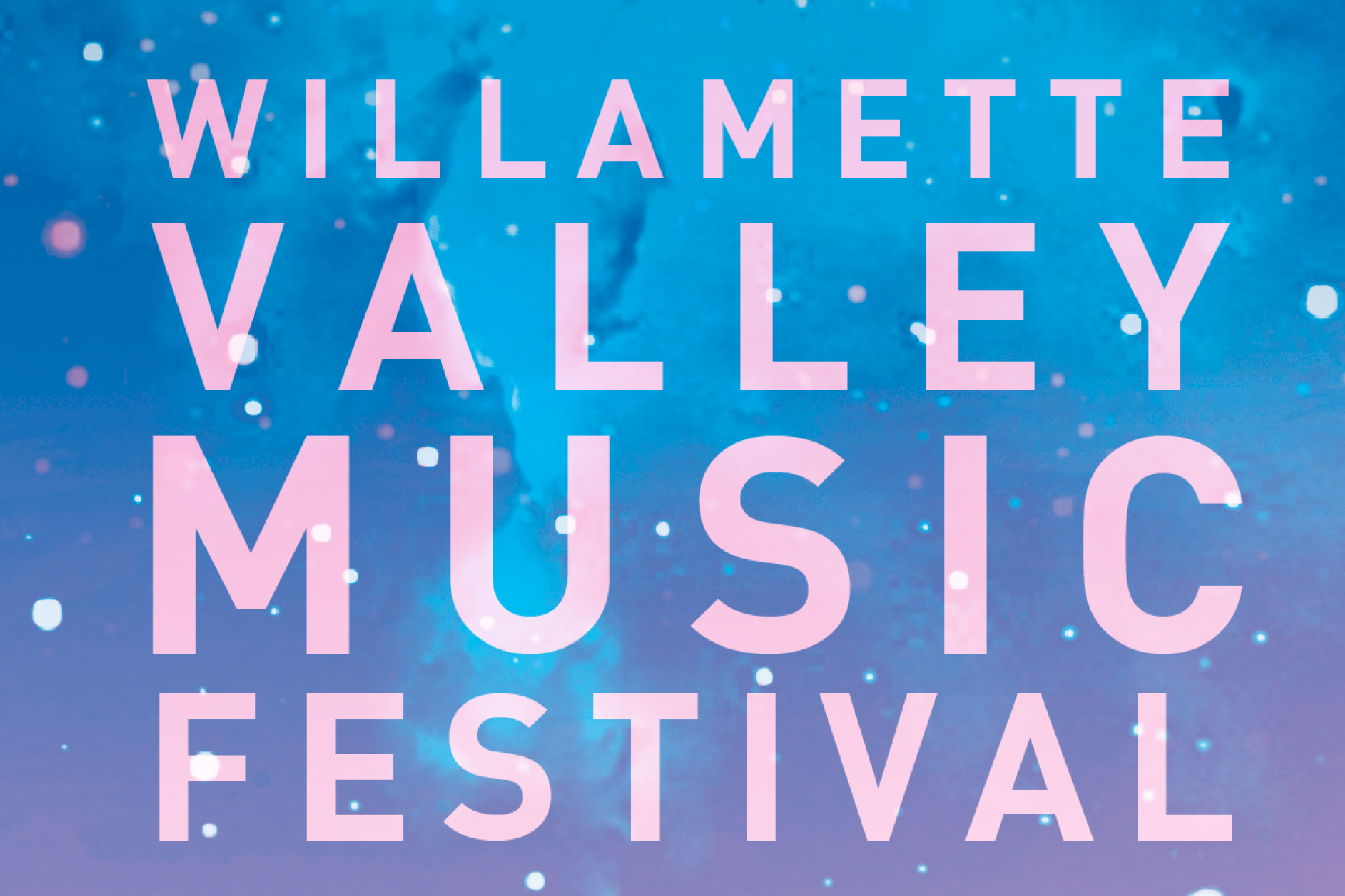 Willamette Valley Music Festival